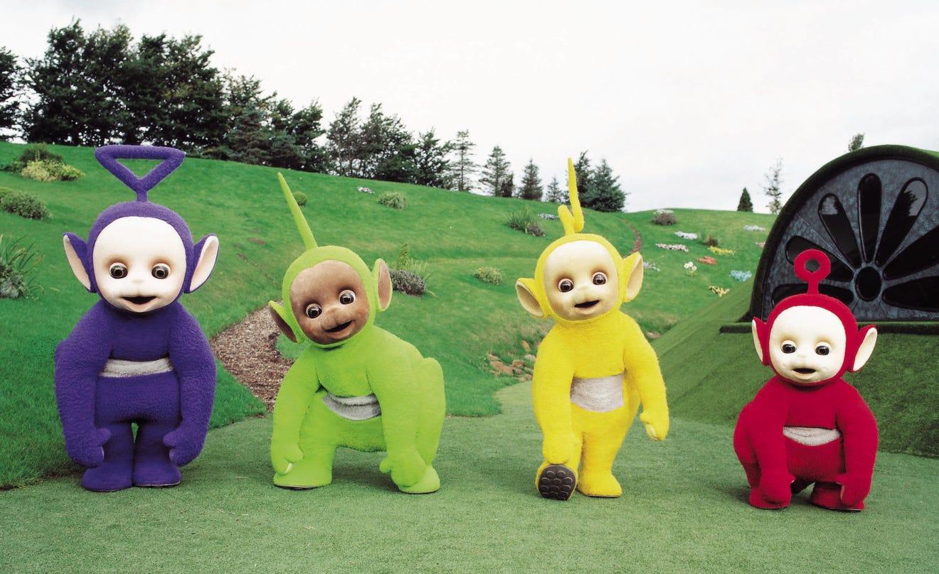 《天线宝宝》宣传图片。 (图:PBS Kids)