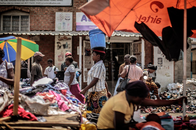 赞比亚首都卢萨卡