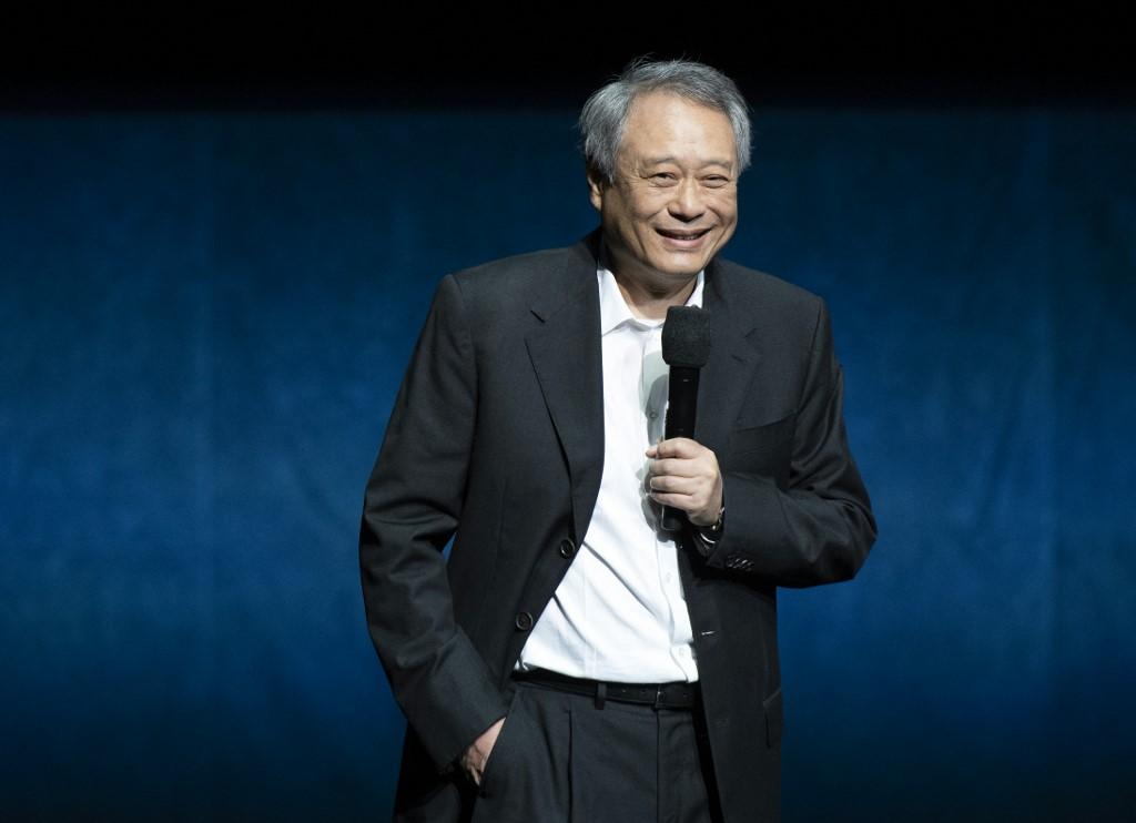 赵婷称李安的早期作品给了她很大启发。图为电影导演李安。(图:AFP)